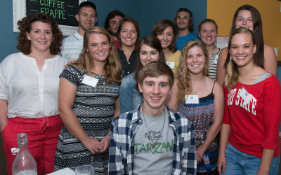 Ave Maria University Students Pledge a Decade a Day!
